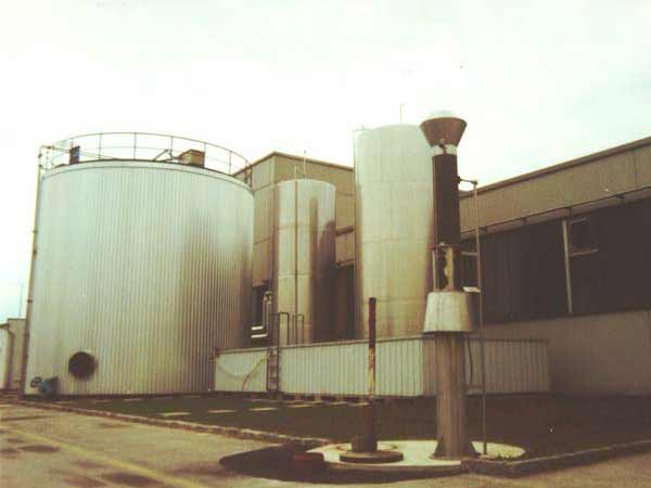 Industrial Anaerobic Treatment Plant