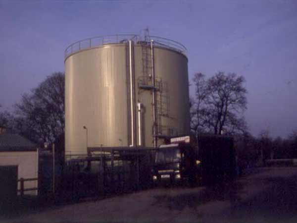 Anaerobic Digestion of Brewery Effluent