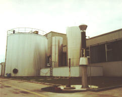 New High Solids Digestion Plant